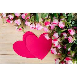 Купити Акція! Масажне крісло плюс подарунок до Дня Святого Валентина! Тільки по 15.02.2017!