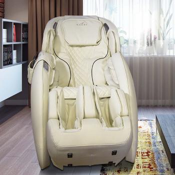 Купити Масажне крісло Casada AlphaSonic II (Преміально біле)