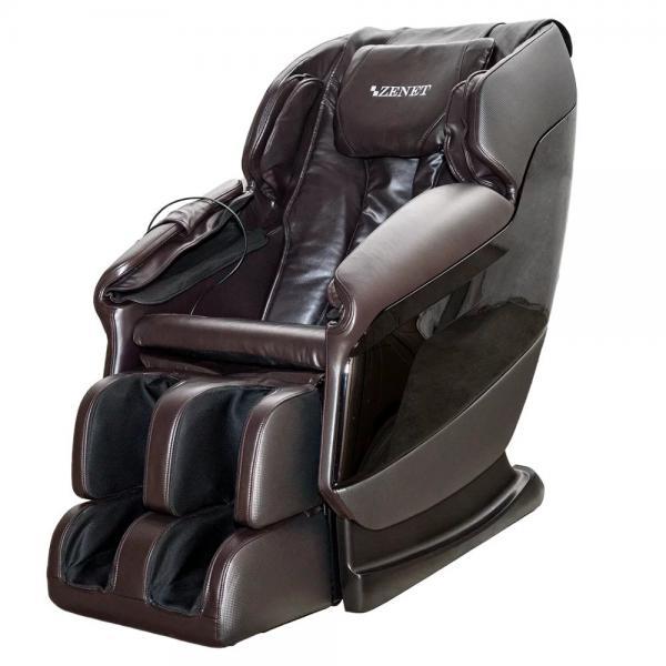 Купити Масажне крісло ZENET ZET 1450 коричневе