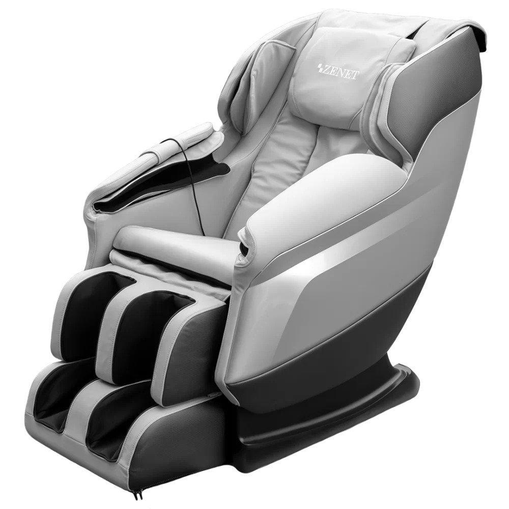 Купить Массажное кресло ZENET ZET 1450 серое