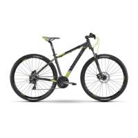 """Купити Велосипед Haibike Big Curve SL 29"""" 44см сіро-чорно-зелений"""