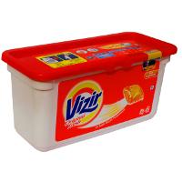 Купити Гелеві капсули для прання кольорової і білої білизни Vizir 32 шт.