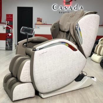 Купити Масажне крісло Casada Hilton III (Platinum)