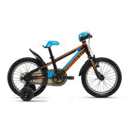 "Купить Детский велосипед Haibike Greedy 16"", рама 21см, 2016"
