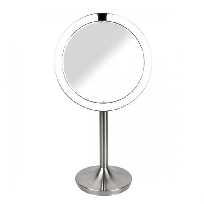 Купить Косметическое зеркало с увеличением и подсветкой HoMedics Twist MIR-SR900-EU