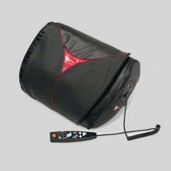 Купити Масажна подушка з нефритовими роликами Zoryana Nefrimed