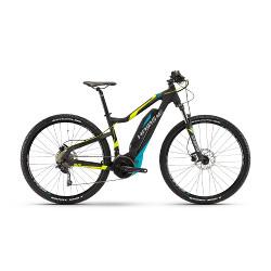 Купить Велосипед Haibike SDURO HardNine 5.0 400Wh , рама 55 см, черный, 2017