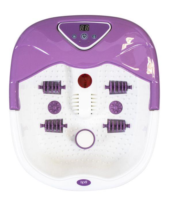 Купити Гідромасажна ванночка з підігрівом HoMedics Salt & Heat FS-505-EU