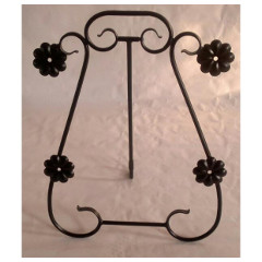 Купить Подставка фигурная черная для обогревателей Кам-Ин