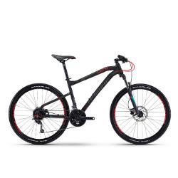 """Купити Велосипед Haibike Seet HardSeven 3.0 27,5"""", рама 45 см 2017, чорно-червоний"""