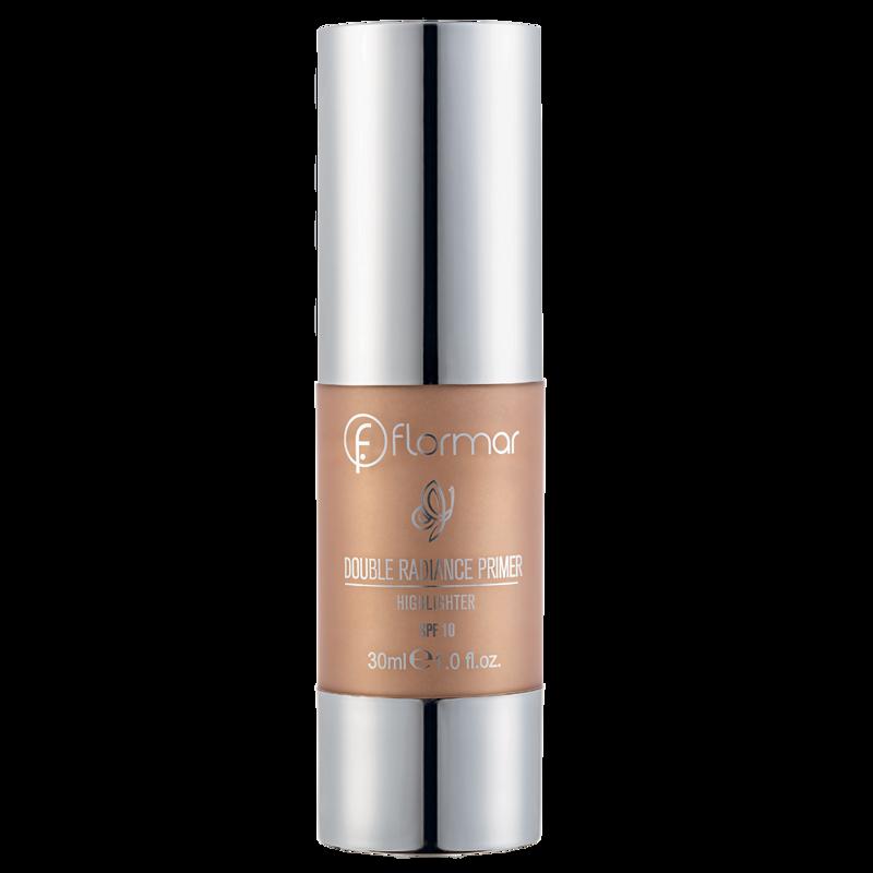 Купити Праймер-хайлайтер для обличчя Flormar Double Radiance Primer Highlighter SPF10, 30 мл