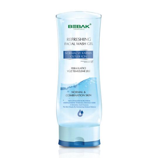 Купити Освіжаючий гель для вмивання для нормальної і змішаної шкіри, 200 мл