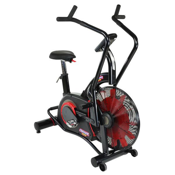 Купити Велотренажер (з аеродинамічним навантаженням) Sportop Airbike Crossfit CB700