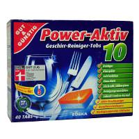 Купити Таблетки для посудомийних машини G&G Power-Aktiv 40 шт.