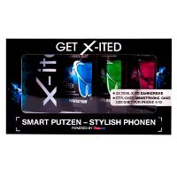 Купить Набор зубной пасты Theramed X-ITE