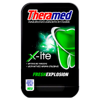 Купить Гелевая зубная паста Theramed x-ite Fresh explosion