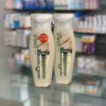 Купить Шампунь Vatika для роста волос с экстрактом чеснока
