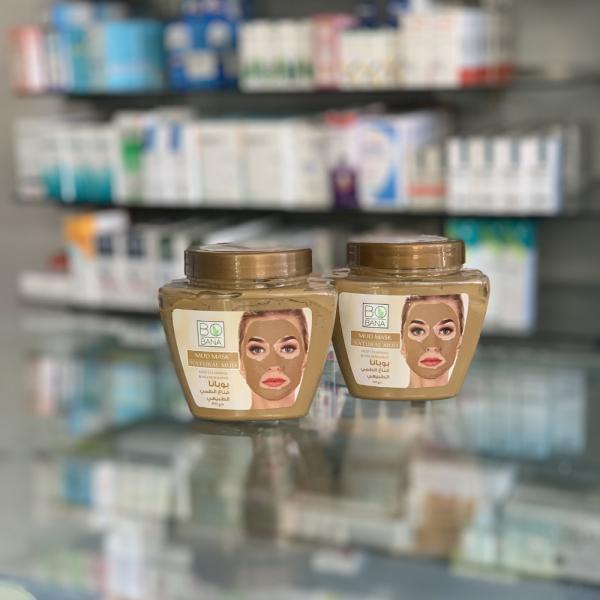Купить Маска Bobana для лица и тела с марокканской глиной