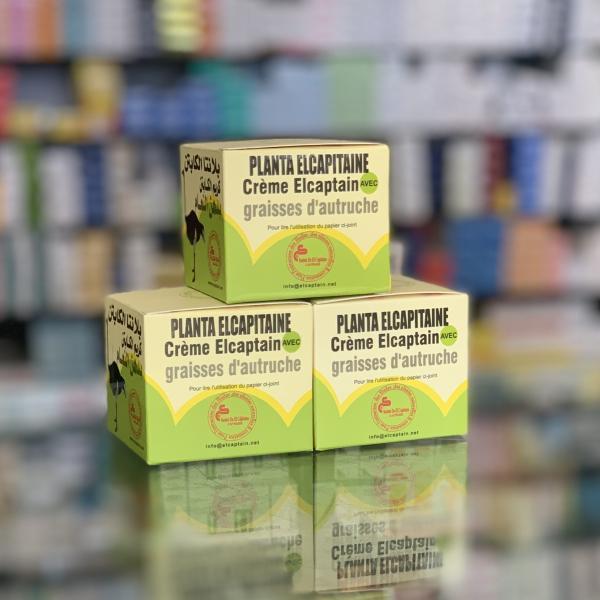 Купить Натуральный массажный крем на основе страусиного жира