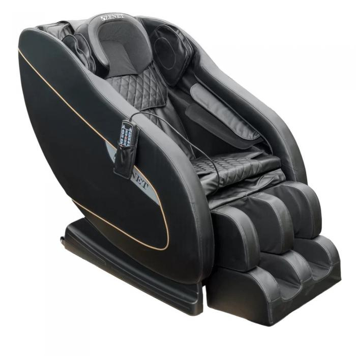 Купить Массажное кресло ZENET ZET-1288 черное