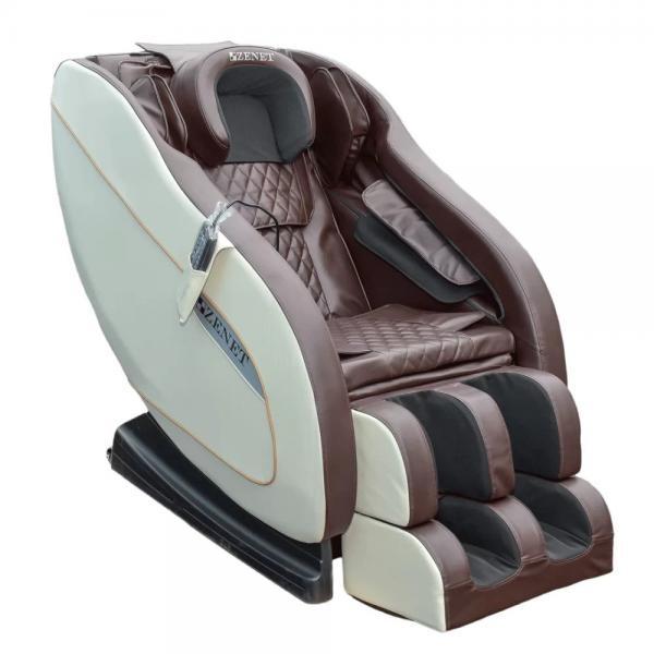 Купить Массажное кресло ZENET ZET-1288 коричневое